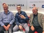 Bruno Lemp (l.), LukasAlijauskas (M), Peter Lendenmann.