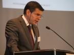 """""""Das einzige beständige im Handel ist der Wandel"""": ZV-Mitglied Markus Hesse."""